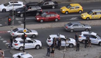 Въоръжена банда с пияни и дрогирани деца троши и бие наред по улиците на Бургас